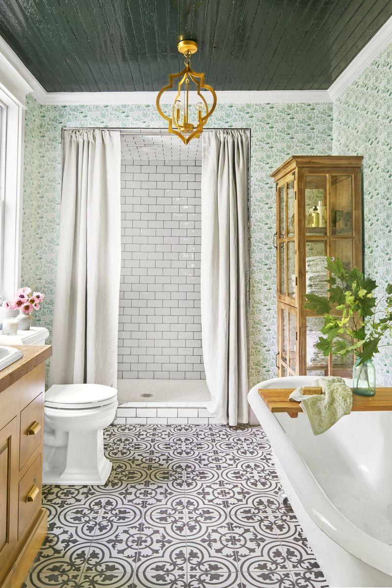 20 popular bathroom tile ideas