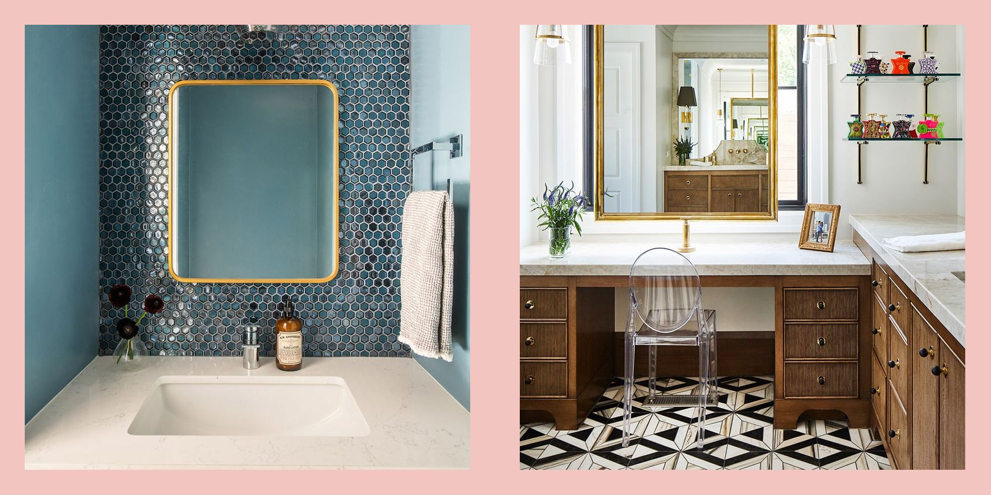 Top Bathroom Trends of 2020 - What Bathroom Styles Are In on Small Bathroom Ideas 2020 id=12872