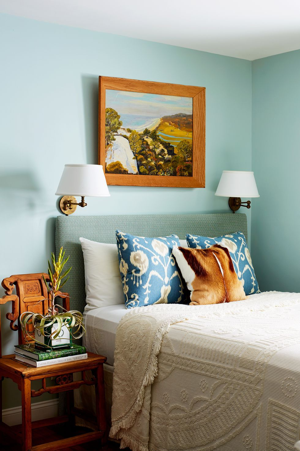 27 Best Bedroom Colors 2020 - Paint Color Ideas for Bedrooms on Bed Ideas For Small Rooms  id=73355