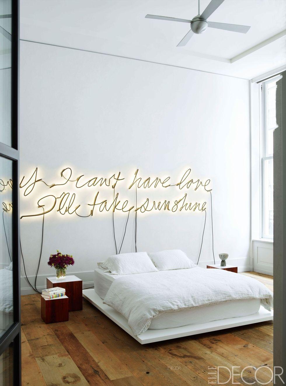 40 bedroom lighting ideas unique