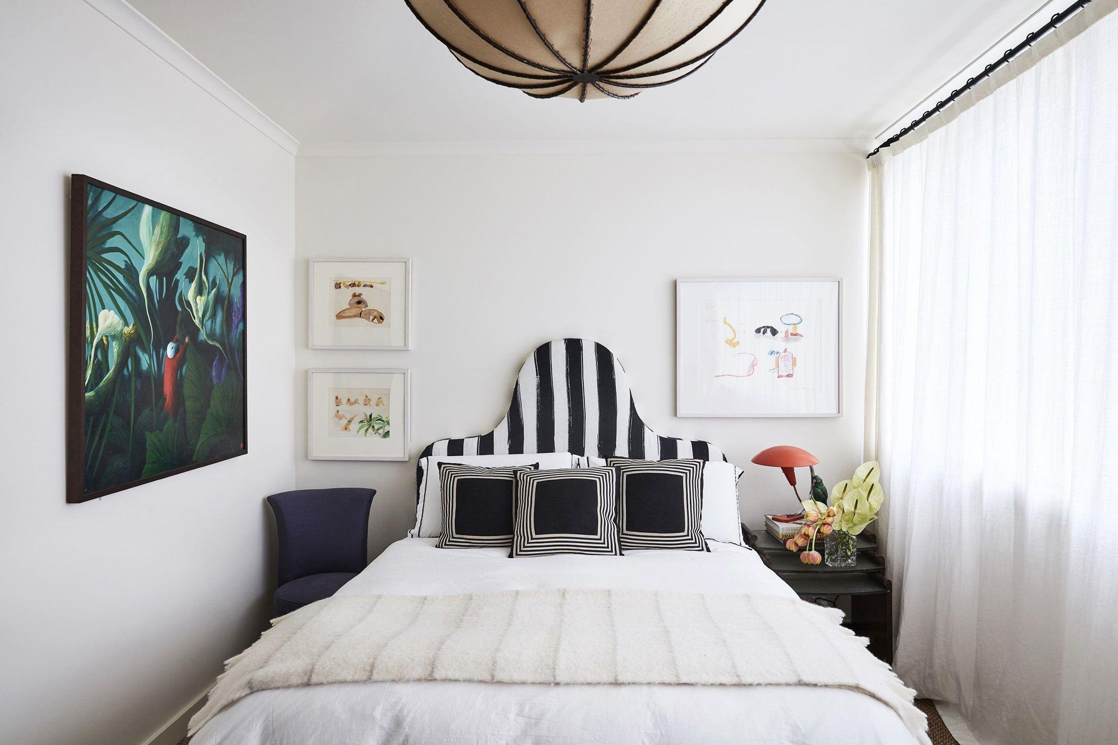 19 Best Bedroom Wall Decor Ideas in 2020 - Bedroom Wall ... on Bedroom Wall Decor  id=15238