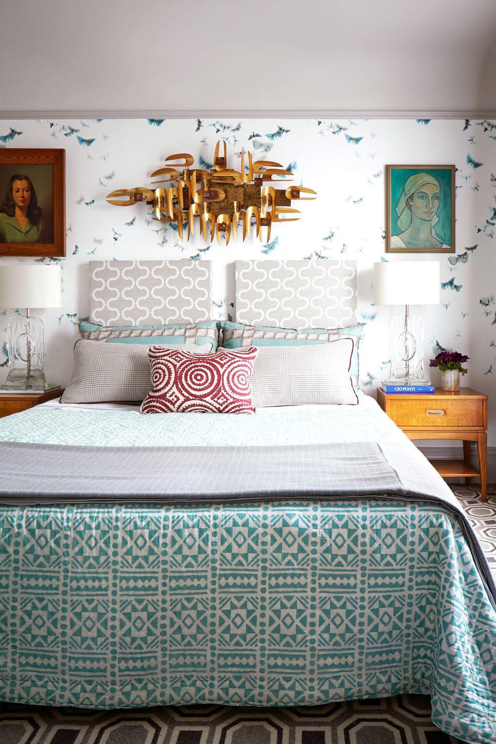 19 Best Bedroom Wall Decor Ideas in 2020 - Bedroom Wall ... on Bedroom Wall Decor  id=26813