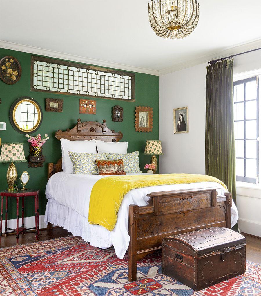 25 Creative Bedroom Wall Decor Ideas - How to Decorate ... on Creative Wall Decor Ideas  id=48021