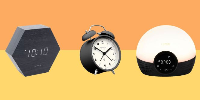 Best Alarm Clocks 2020 Top Digital