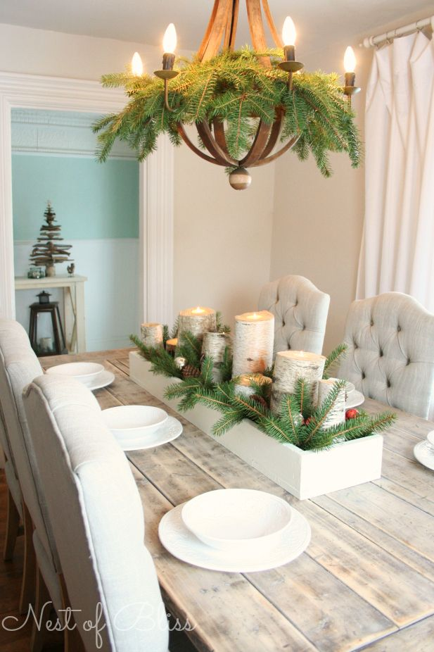 50 Best Christmas Table Settings Decorations And Centerpiece Ideas For Your Christmas Table