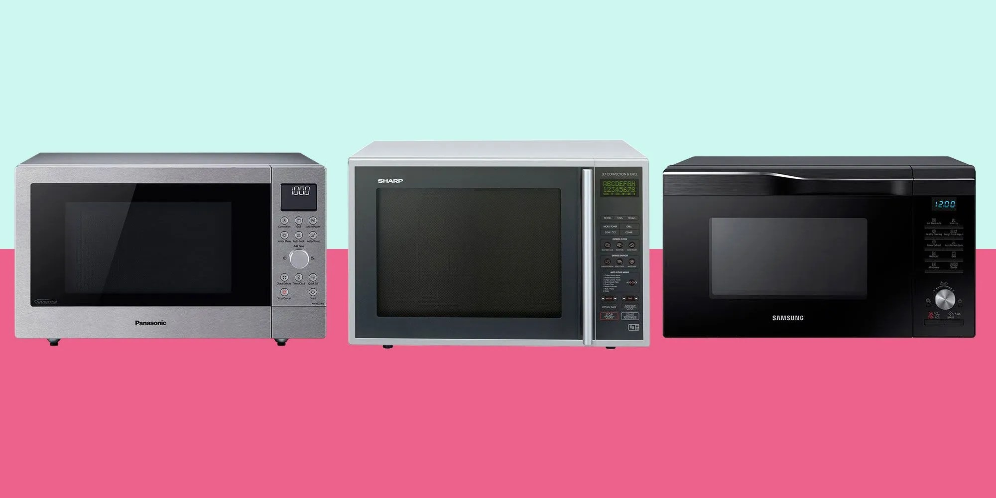 10 best combination microwaves