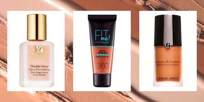 best foundation for all skin types 2019 - our 9 favourite