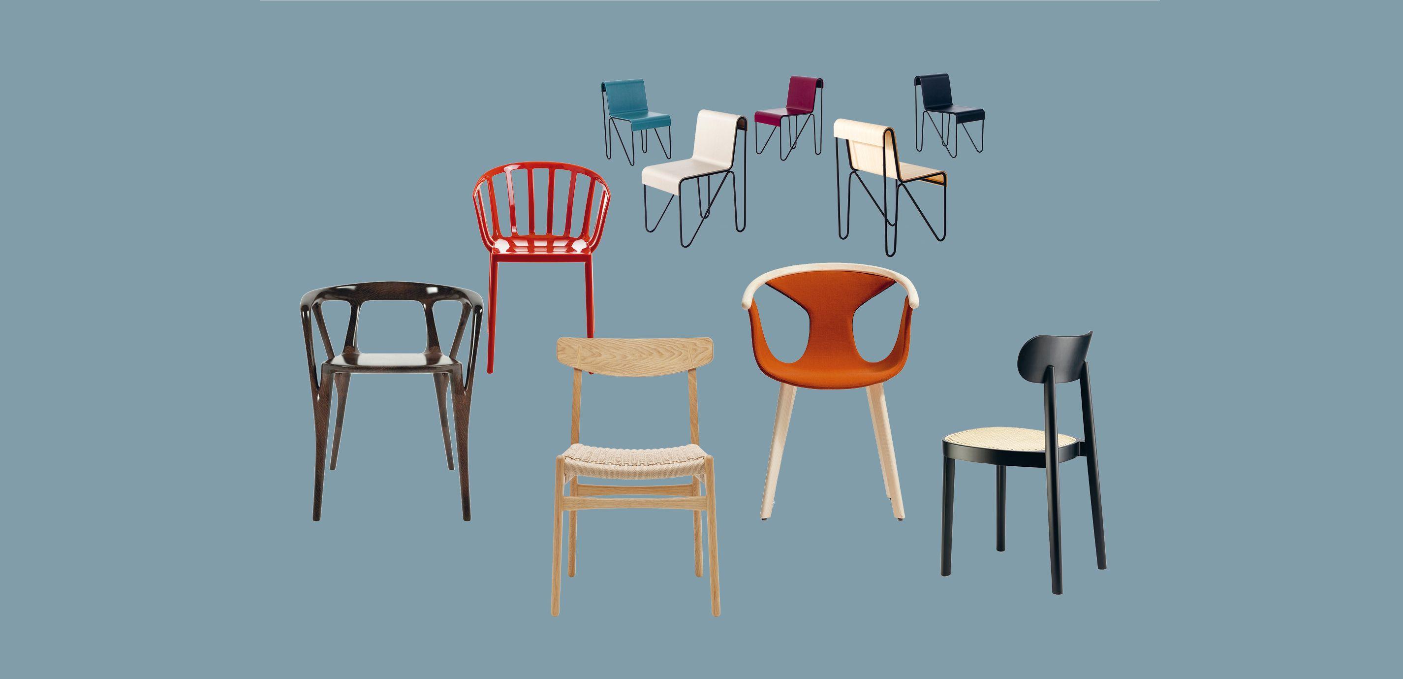 Scoprite tutta la collezione di sedie décos & Sedie Moderne Per Soggiorno E Pranzo 11 Modelli Comodi E Pratici