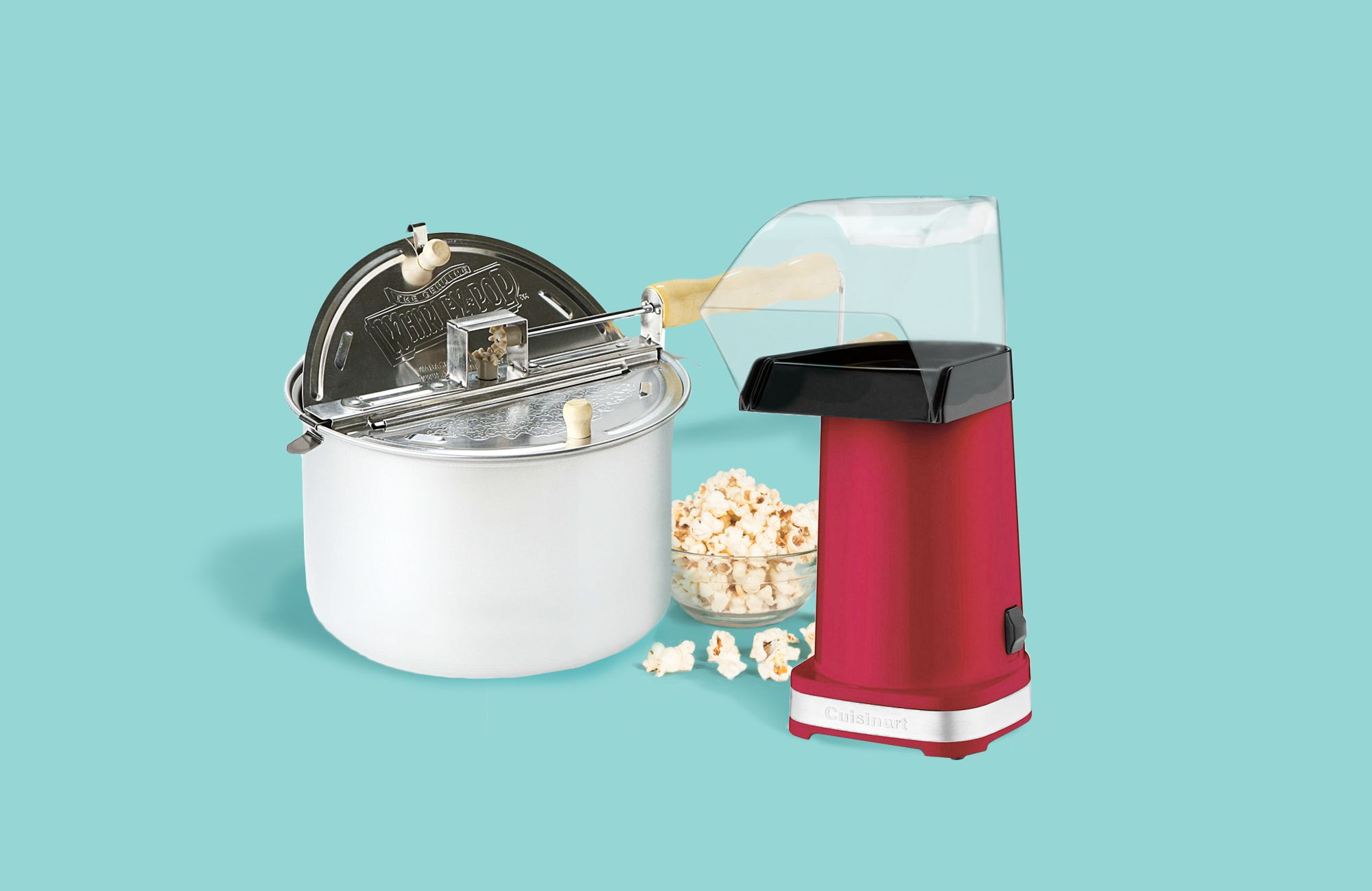 top rated popcorn poppers
