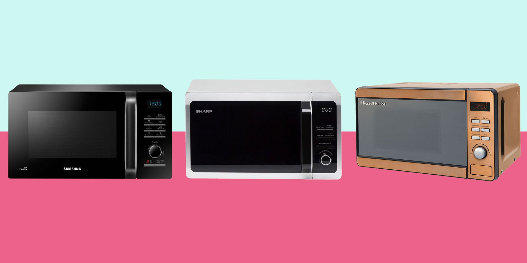 10 best microwaves that will fit into any kitchen