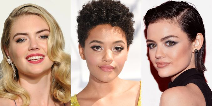 25 short hairstyles for round faces that enhance your