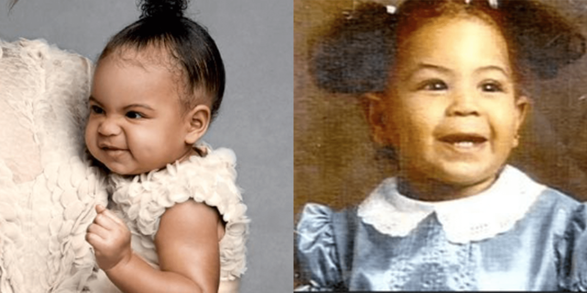 rumi carter looks just like beyonce and