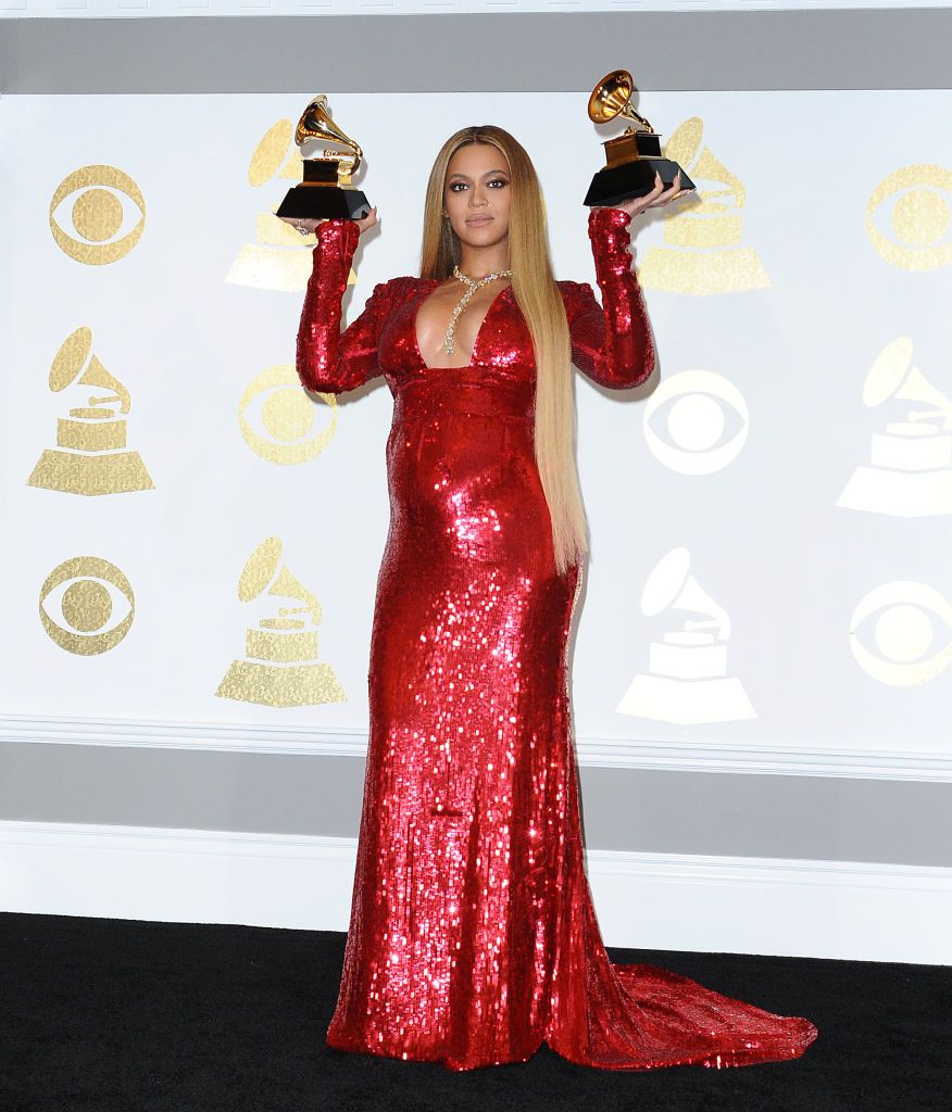 beyonce grammys looks throughout the years