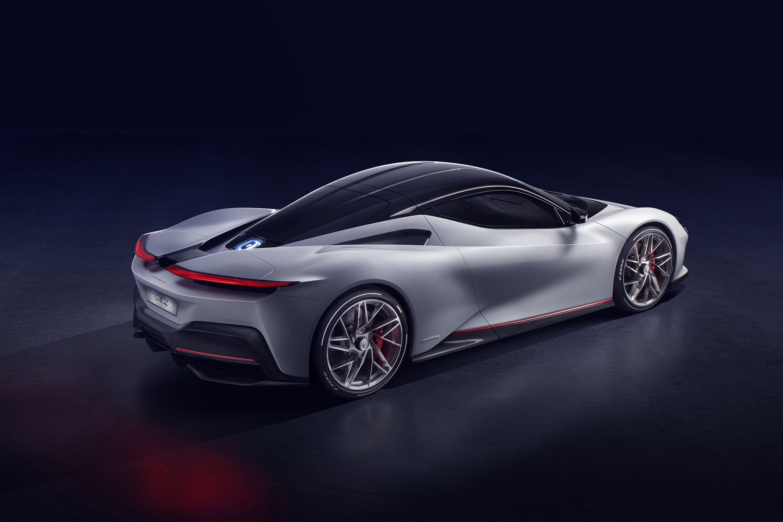 2020 Pininfarina Battista Electric Hypercar Revealed At Geneva