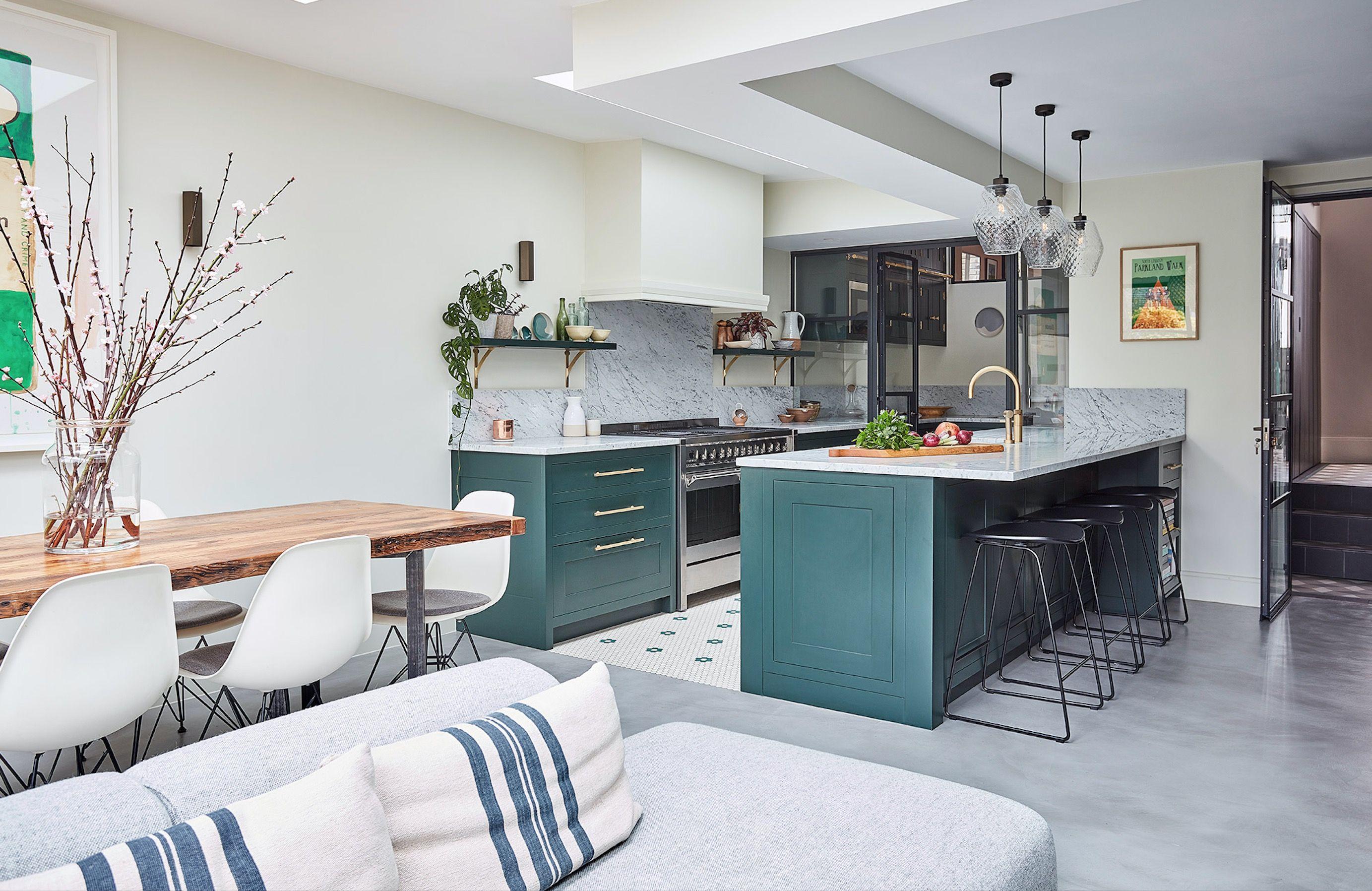 20 Best Kitchen Design Trends 2020 - Modern Kitchen Design ... on Kitchen Modern Design 2020  id=75933