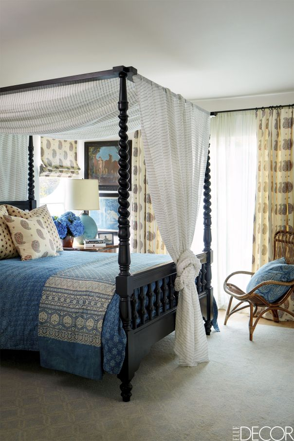 bohemian decor santa monica homes