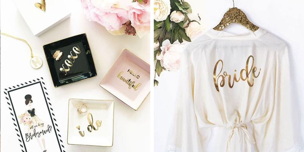 15 Best Bridal Shower Gift Ideas For The Bride