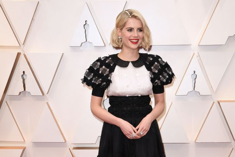 Lucy Boynton Shares the Best Career Advice for Women in Hollywood