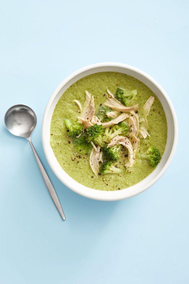 sağlıklı sonbahar tarifleri brokoli çorbası