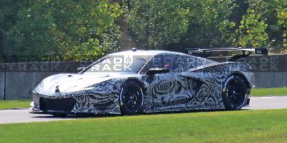 Image result for corvette spy photos