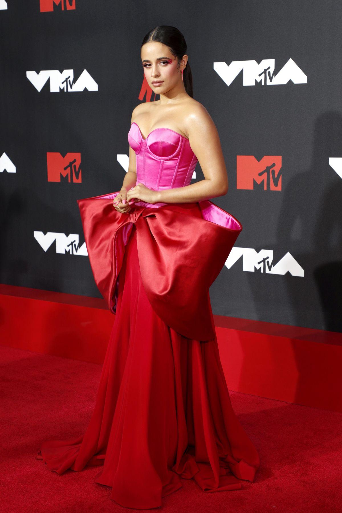 2021 mtv video music awards red carpet camilla cabello