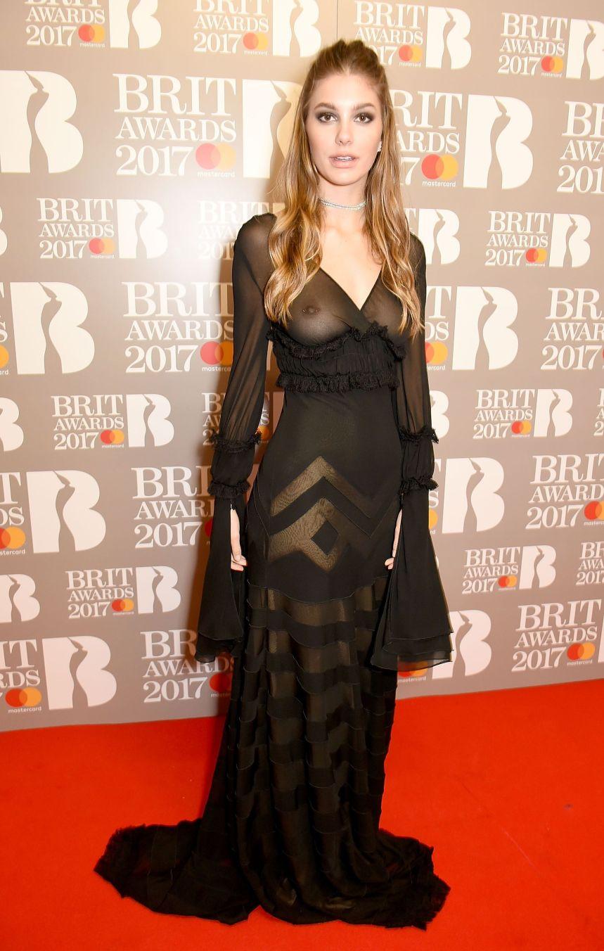 The BRIT Awards 2017 - VIP Arrivals