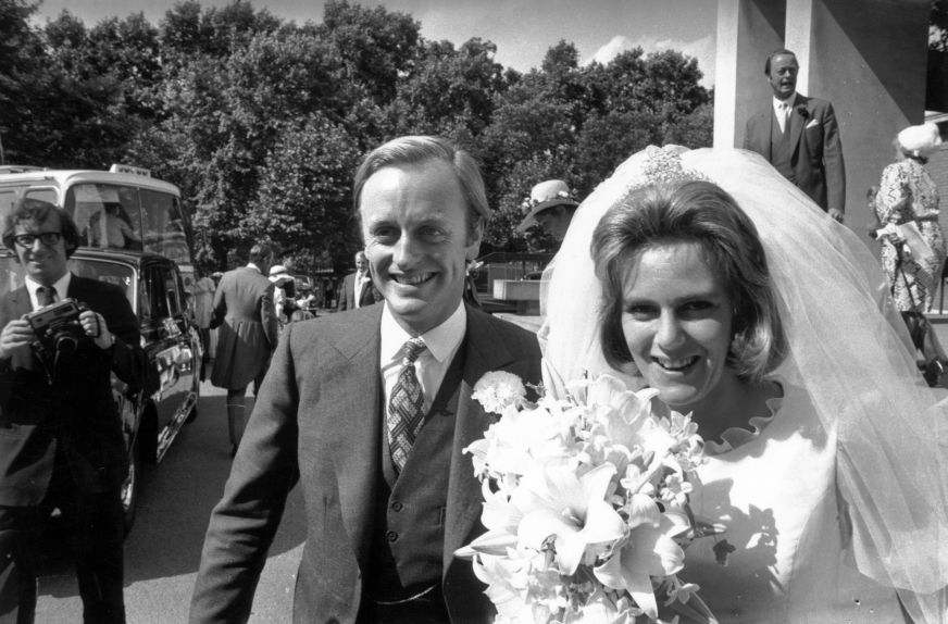 Who Is Andrew Parker Bowles? - Duchess Camilla's Ex ...