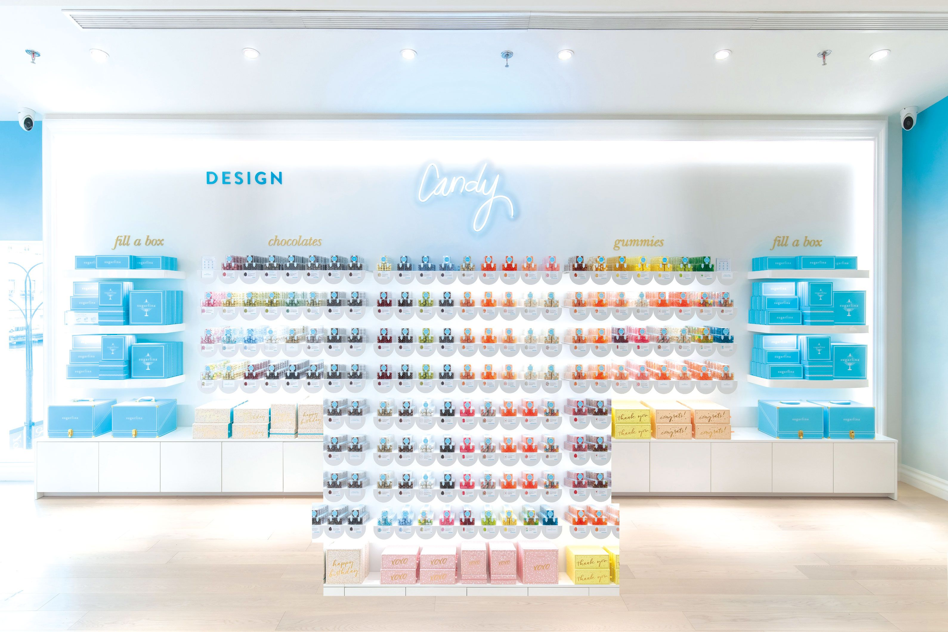 You Can Now Get A Custom Sugarfina Candy Wall Installed In Your Home