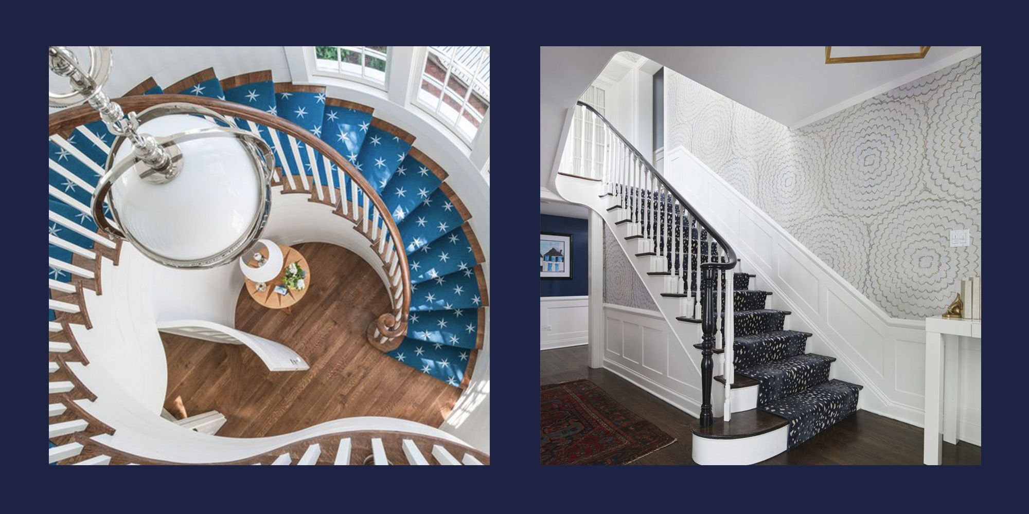 25 Stunning Carpeted Staircase Ideas