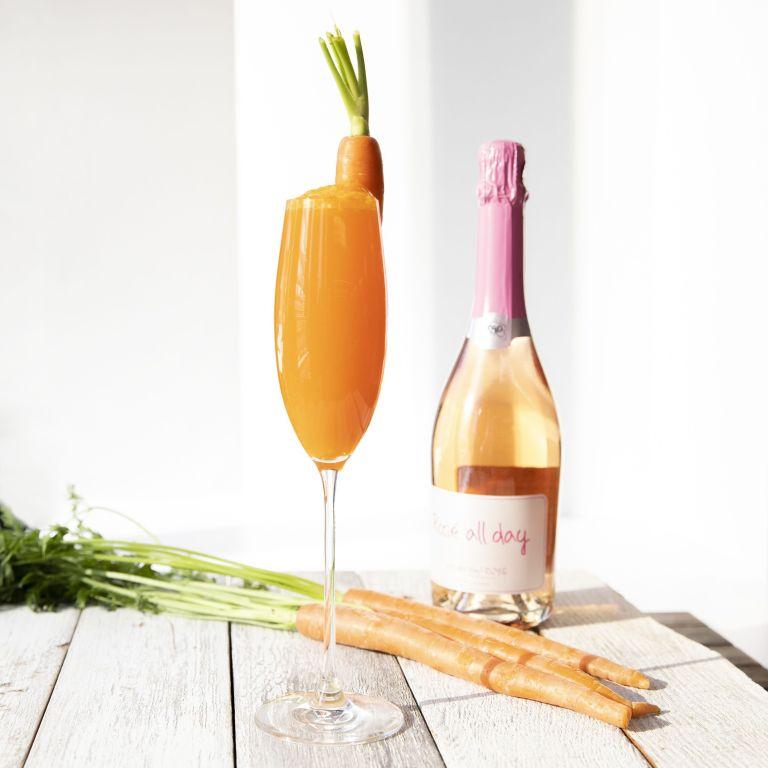 4 Carrot Mimosa