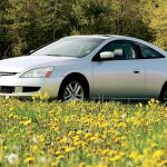 Tested 2004 Honda Accord Coupe Ex V 6