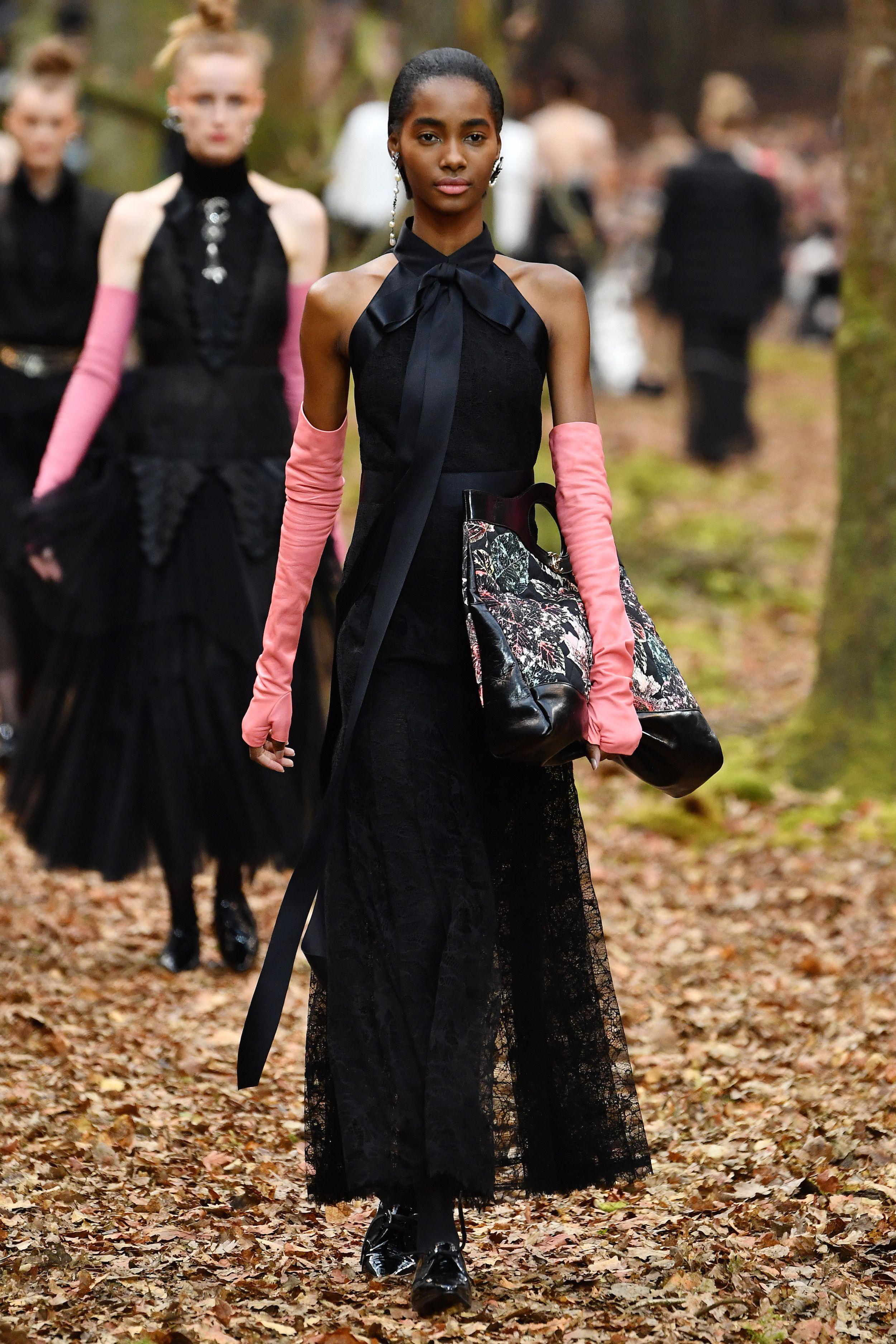 Chanel Paris Runway Fall Winter 2018 2019