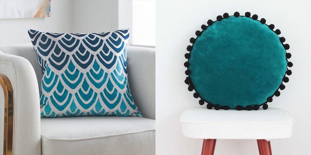 just try to resist buying one of these cute throw pillows for under 25