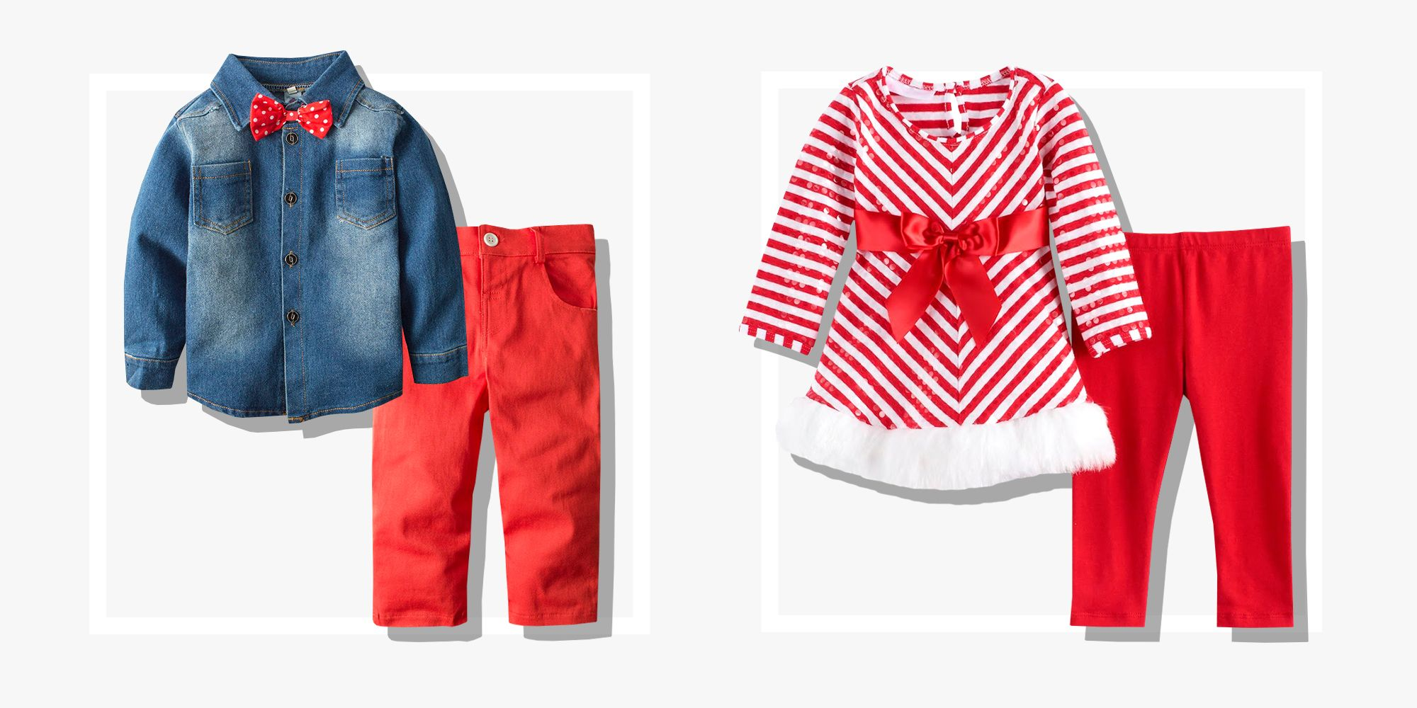 13 Best Christmas Outfits For Kids In 2018 Christmas