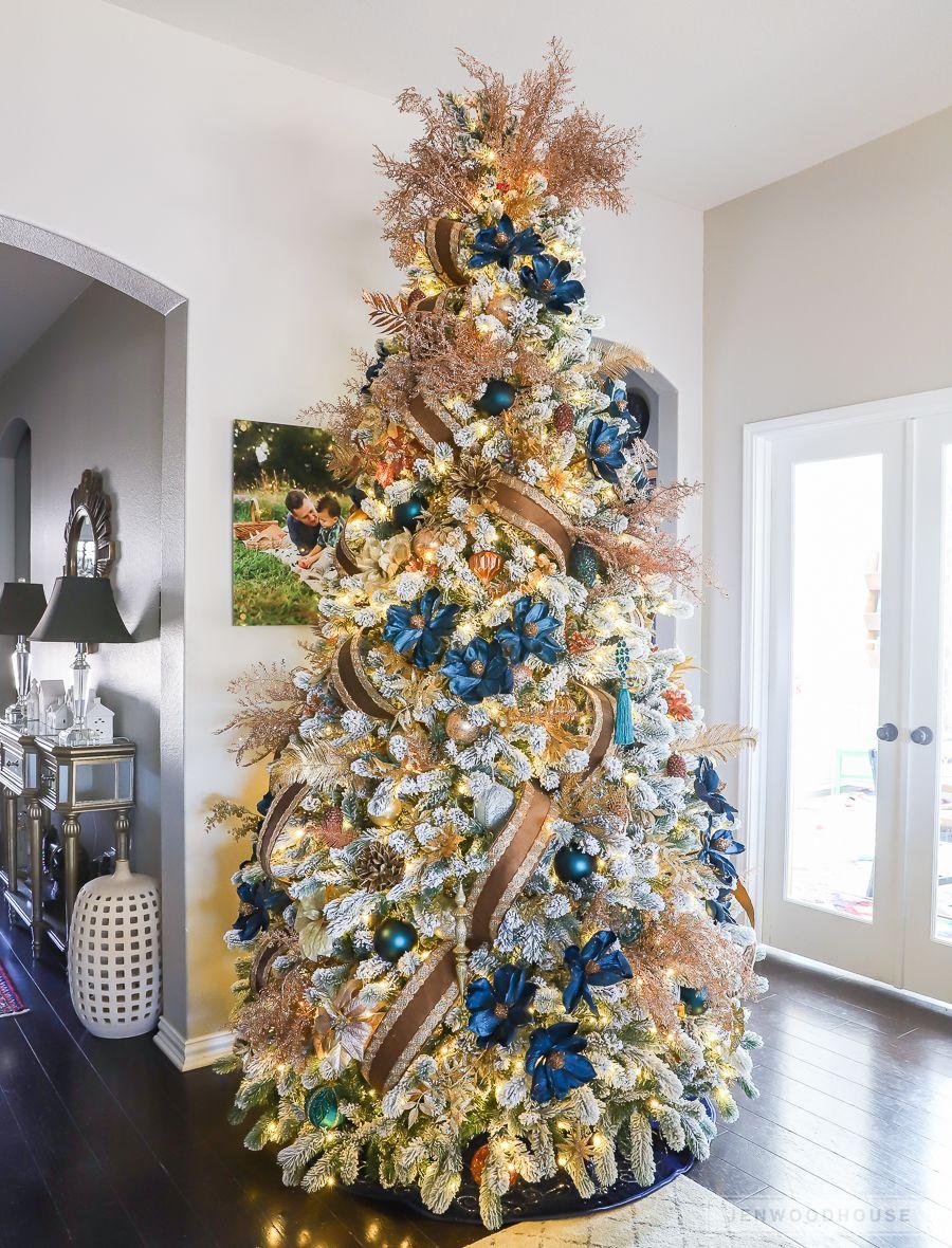 65 Stunning Christmas Tree Ideas 2019 Best Christmas Tree Decorations