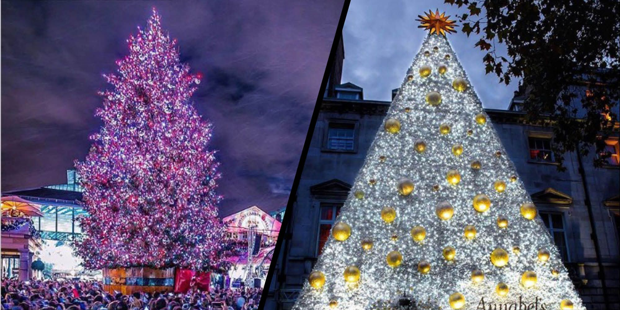 The Best Christmas Trees In London 2019