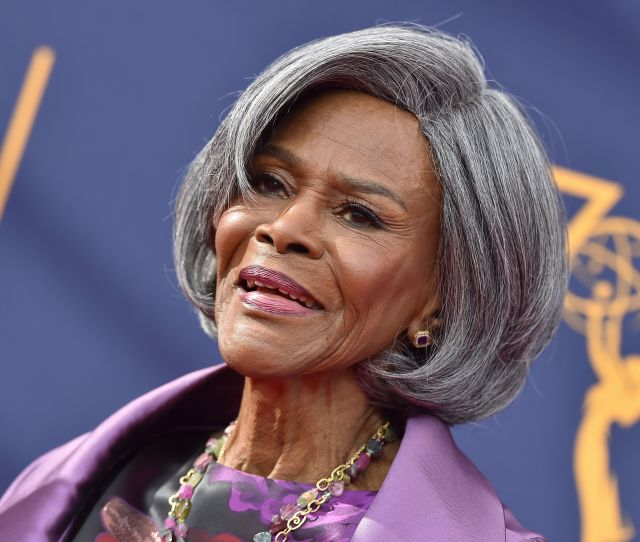 Cicely Tyson Will Never Retire How Old Is Cicely Tyson