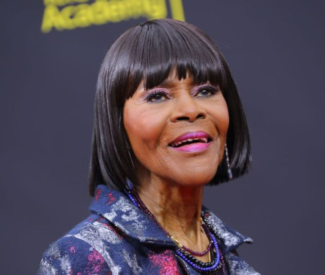 Cicely Tyson Opens Up About Seeing Diahann Carroll Before She Died