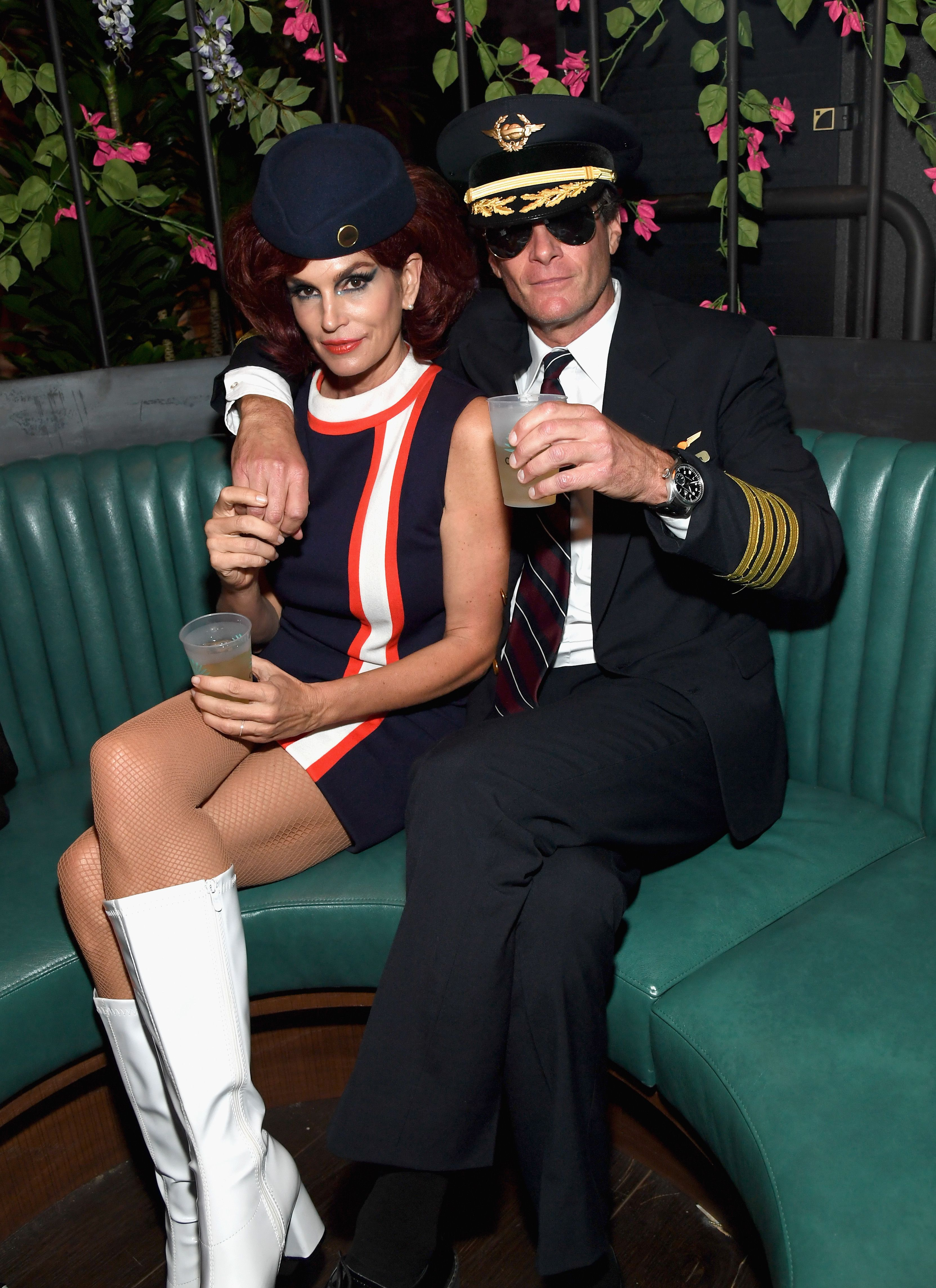 Click here to get all the looks. 40 Best Celebrity Couple Halloween Costumes Of All Time