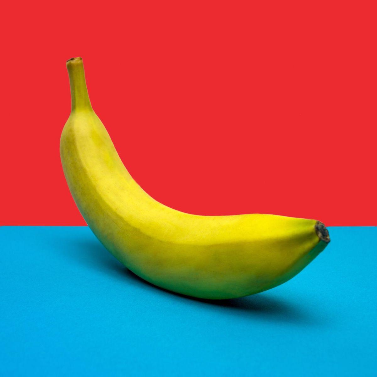 Look: a banana!