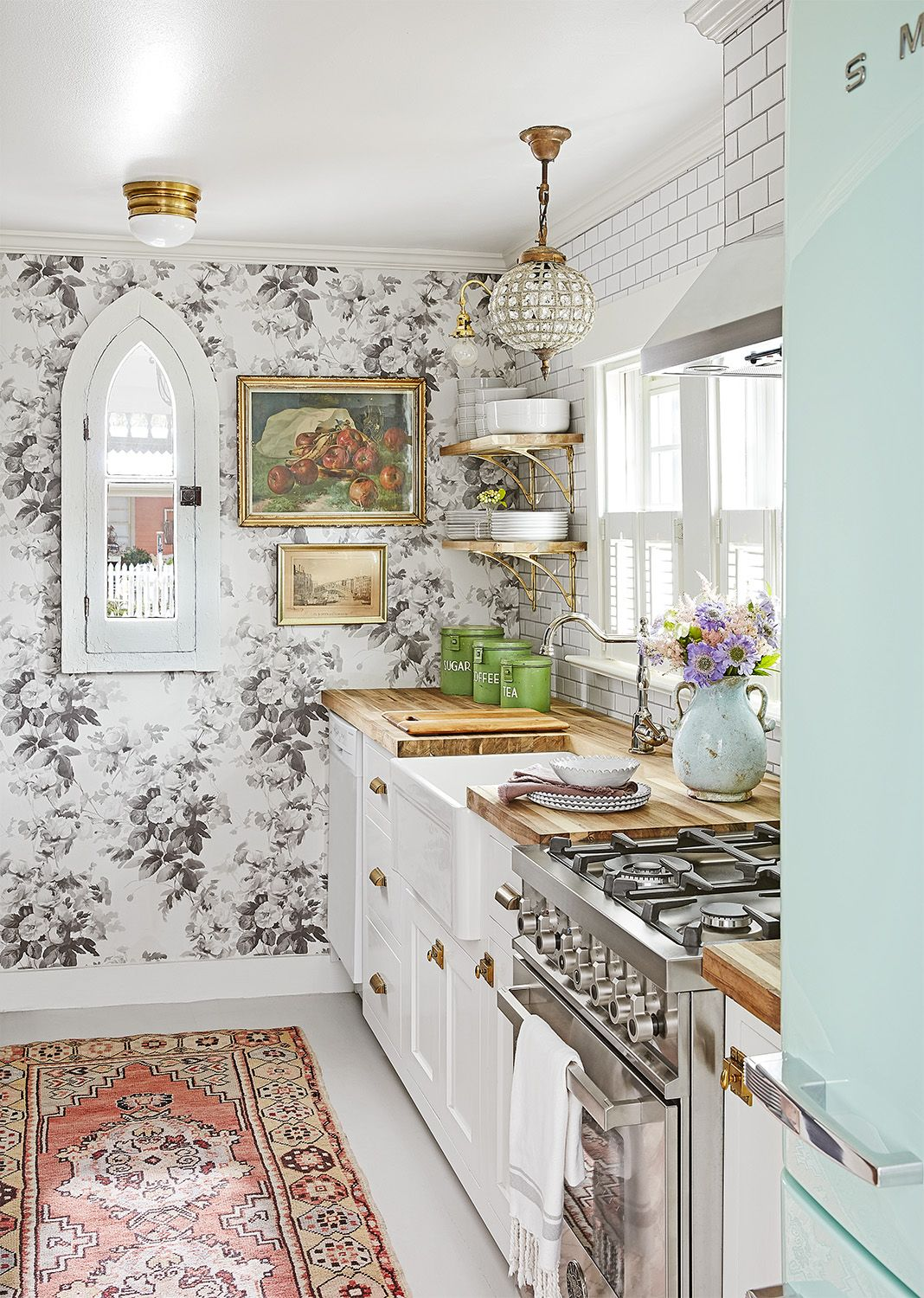 60 Best Kitchen Ideas - Decor and Decorating Ideas for ... on Kitchen Decoration Ideas  id=88618