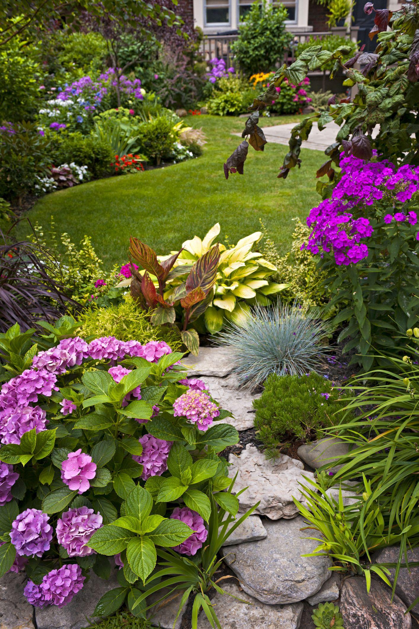Long Garden Ideas - Long Narrow Garden Design Ideas on Long Backyard Landscaping Ideas id=52988
