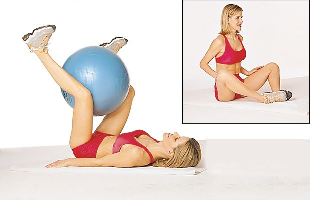 Inner Thigh Squeeze