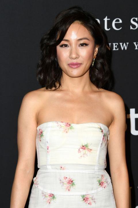 Curly Hairstyles - Constance Wu