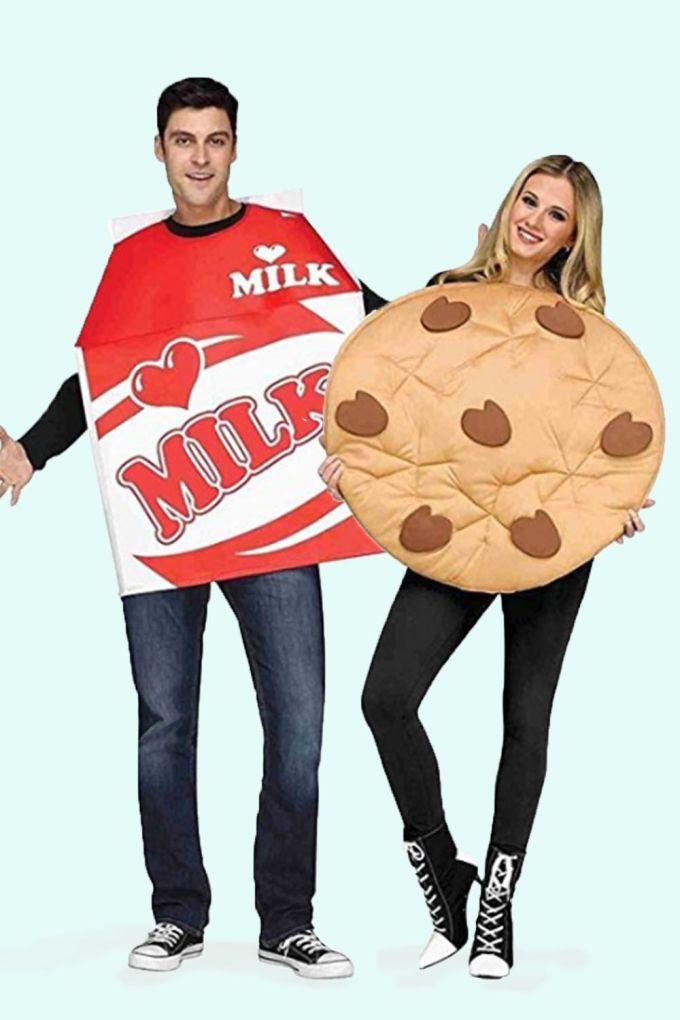 Halloween 2019 Costume Ideas Couples.Funny Couple Halloween Costume Ideas 2018 Halloweendays Org