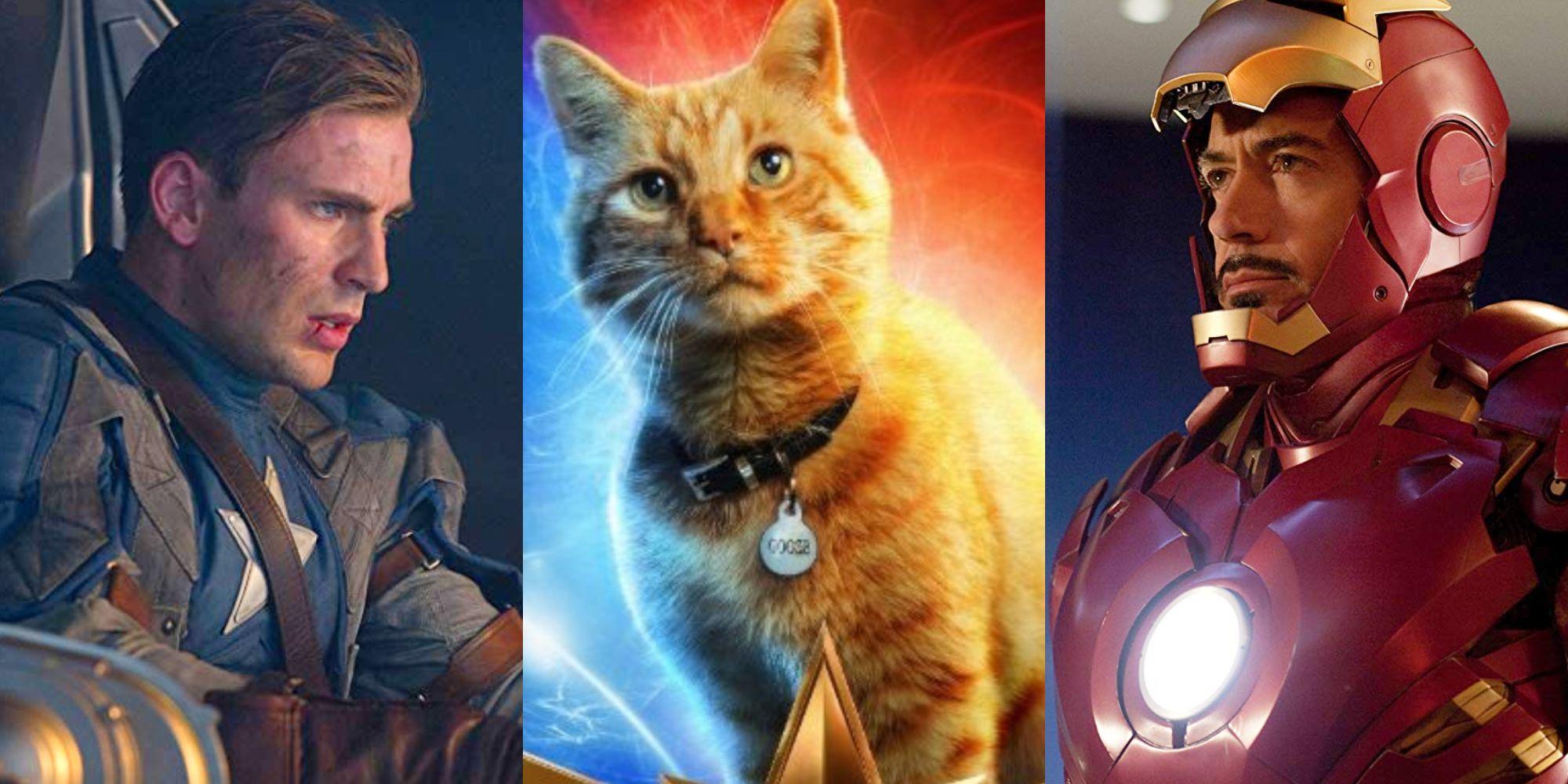 【有雷】橘貓「Goose」可能才是《復仇者聯盟》的救世主?3大線索快速了解《驚奇隊長》超萌貓咪的關鍵地位