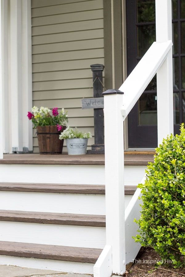 20 Diy Front Step Ideas Creative Ideas For Front Entry Steps   Metal Steps For Outside   Backyard   Steel Construction   Easy   Utility   Outdoors