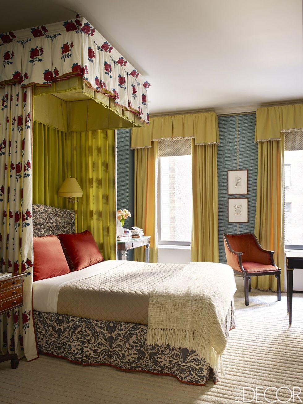 Best Bedroom Curtains - Ideas for Bedroom Window Treatments on Master Bedroom Curtains  id=41572