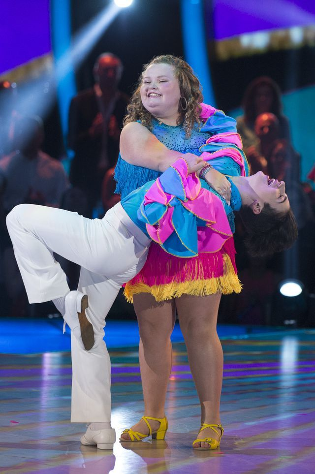 Dancing With The Stars Juniors Honey Boo Boo Reveals Her Challenges On The Show