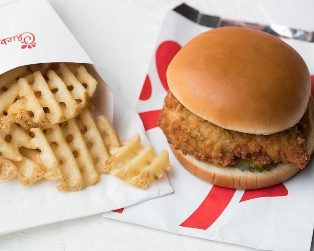 Chick-fil-A Is Expanding To A Third Country With Its New Opening